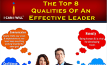 The top 8 qualities of an effective leader