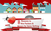 While Choosing a good mover & packer