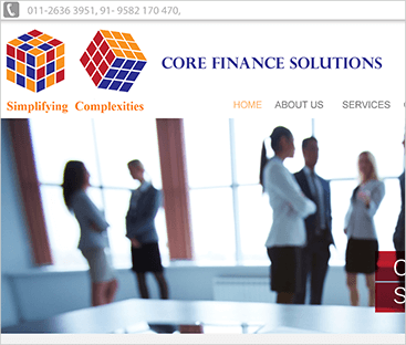 www.corefinance.in