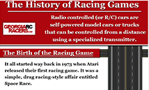 The History of racing game