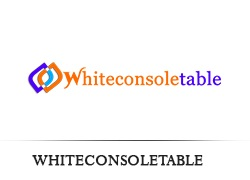 Whiteconsole Table